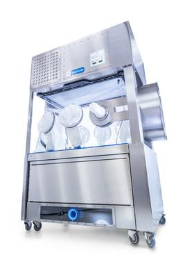 soloPURE™ maximiza la eficiencia y la productividad en la sala estéril, reduce los costos a la vez que expande las capacidades y mitiga el riesgo a través de funciones seguras y totalmente compatibles.