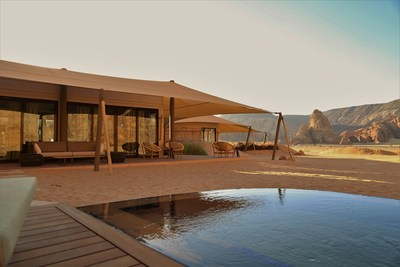 Ashar Resort - a flagship hospitality resort in AlUla