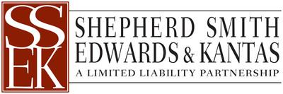 Shepherd Smith Edwards & Kantas LLP.