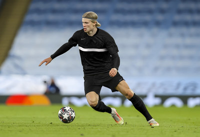 Erling Haaland Joins Hyperice as Athlete-investor and Global Face of Football