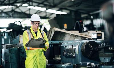 Getac K120 facilitates digitally transform manufacturing environments