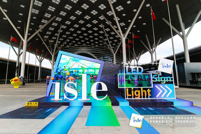 Latest Large Screen Display, AV System, Signs and LED Technologies On Show at ISLE 2021