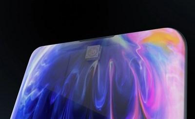 La foto muestra el OLED flexible de BOE. (PRNewsfoto/Xinhua Silk Road)