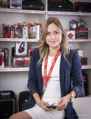 Lorena Pinto, Marketing Manager LATAM