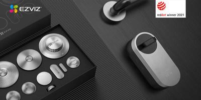 Los productos ganadores demuestran el liderazgo de EZVIZ en el diseño centrado en el usuario.
