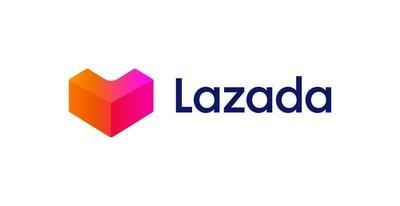 Logo (PRNewsfoto/Lazada Group)