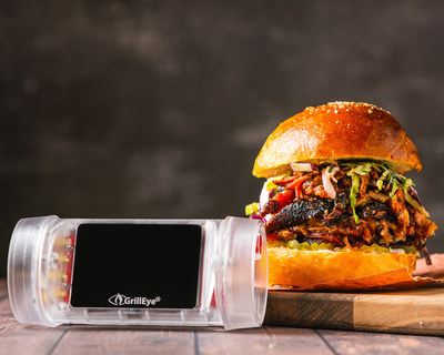 Take your Pulled Pork Burger to another level with GrillEye® Max