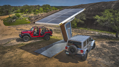 Jeep® celebra sus 80 años construyendo un presente y un futuro eléctricos