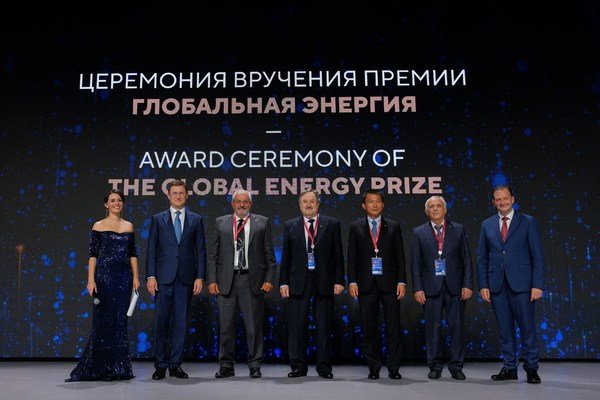 The Global Energy Prize
