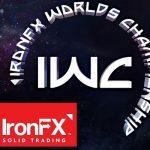La semifinal del Iron Worlds Championship (IWC) está en marcha
